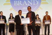 Tekiro Raih Top Brand 2018