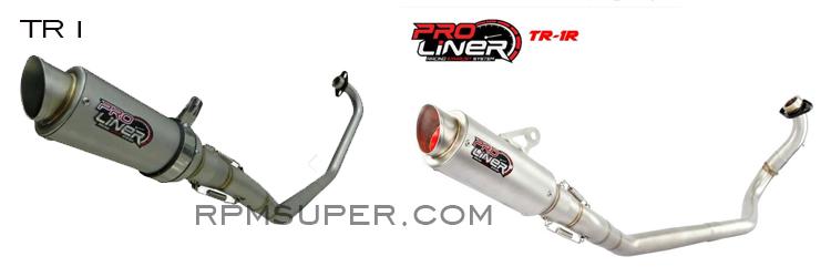 Perbedaan ProLiner TR1 dan TR1 R