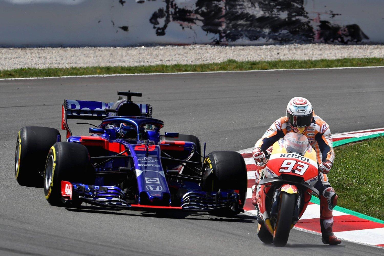 Perbandingan Gaji F1 dan MotoGP
