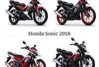 Warna baru Honda Sonic 2018