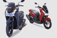 Review Yamaha Lexi S 125