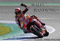 Honda Datangkan Marquez Ke Bandung