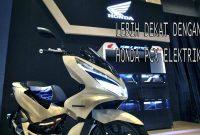 Spesifikasi Honda PCX Listrik